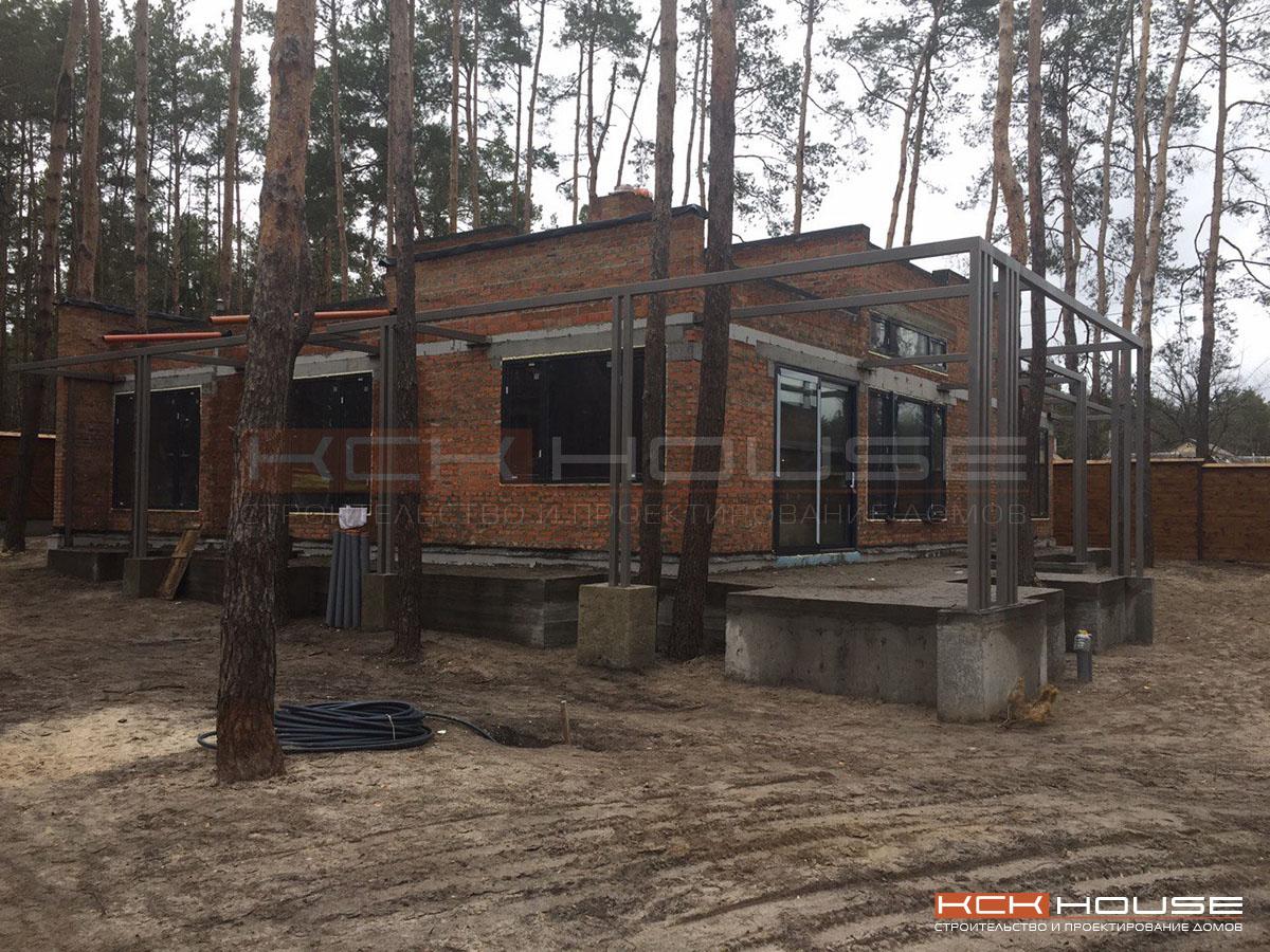 построили дом в ирпене