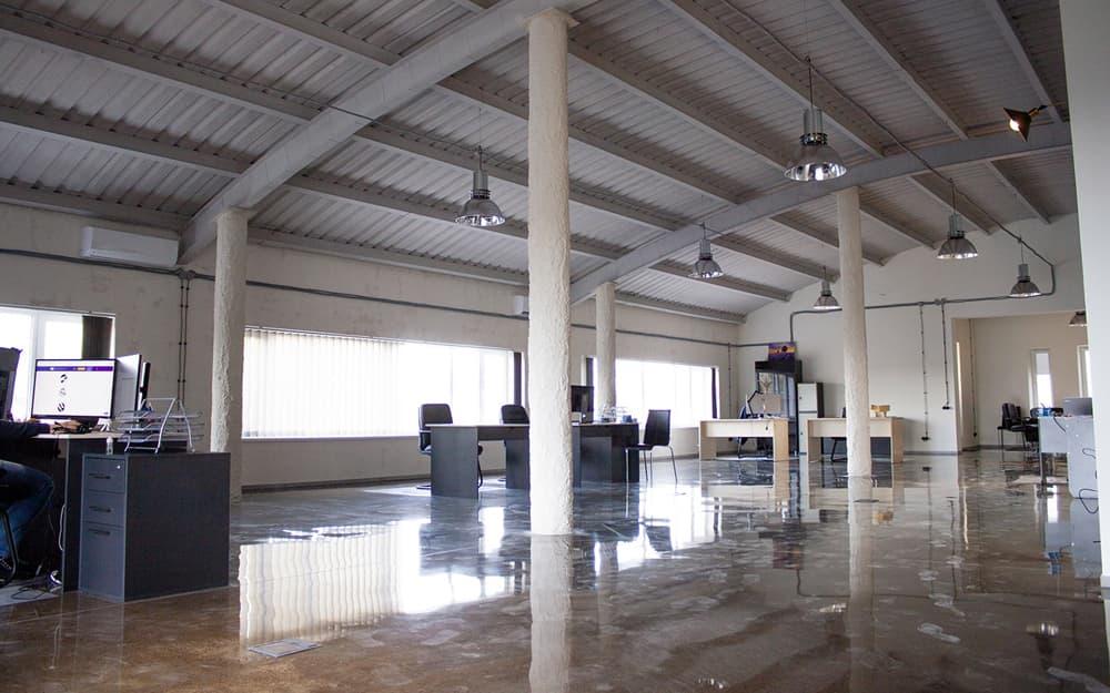 реконструкция нежилого помещения