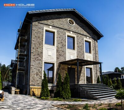 Cтроительство дома под ключ, г. Киев