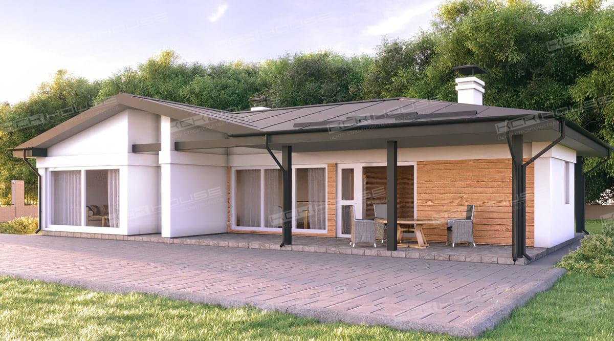 HANDY HOUSE (К1050), 115 м2