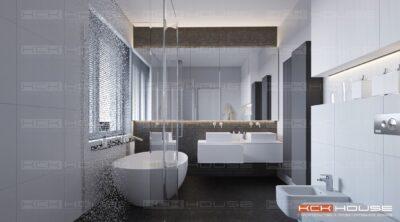 Индивидуальный дизайн ванной комнаты