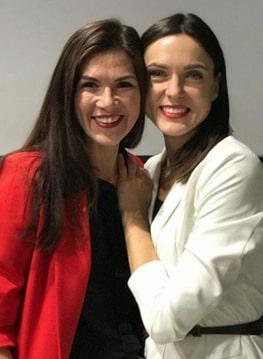 Galina Povolyashko & Tamara Zlachevskaya