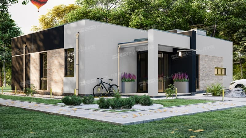 BIOGRAPHY HOUSE (FR003)