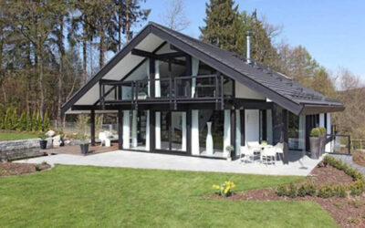 Дома в стиле шале: преимущества стиля шале