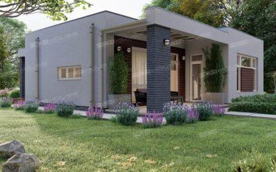 Будинки в стилі хай-тек: особливості стилю хай-тек